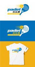 Logo # 1155845 voor Logo voor onze nieuwe Padel Club op ons Tenniscomplex wedstrijd