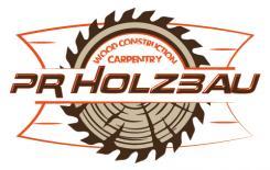 Logo  # 1167857 für Logo fur das Holzbauunternehmen  PR Holzbau GmbH  Wettbewerb