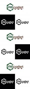 Logo # 1248863 voor Gezocht  Stoer  duurzaam en robuust logo voor pallethandel wedstrijd
