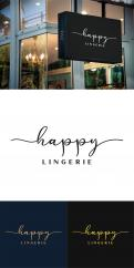 Logo design # 1223583 for Lingerie sales e commerce website Logo creation contest