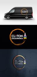 Logo # 1243045 voor Ontwerp een kleurrijke logo voor Cleton Schilderwerken! wedstrijd