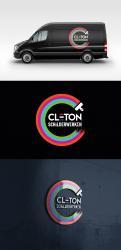Logo # 1243047 voor Ontwerp een kleurrijke logo voor Cleton Schilderwerken! wedstrijd