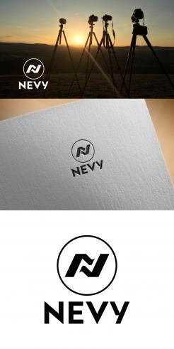 Logo # 1238433 voor Logo voor kwalitatief   luxe fotocamera statieven merk Nevy wedstrijd
