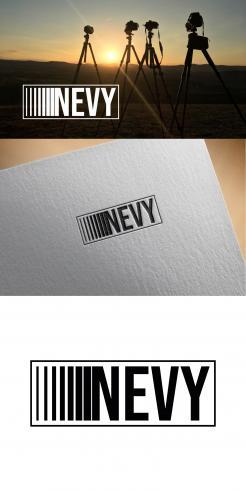 Logo # 1238434 voor Logo voor kwalitatief   luxe fotocamera statieven merk Nevy wedstrijd