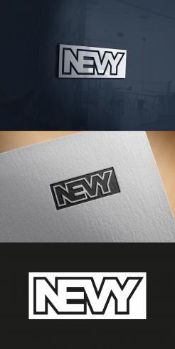 Logo # 1235525 voor Logo voor kwalitatief   luxe fotocamera statieven merk Nevy wedstrijd