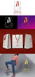 Logo  # 1206847 für GRETA slow fashion Wettbewerb