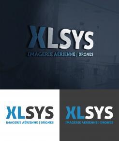 Logo design # 1207953 for Logo modification for an aerial drone imagery company  photos videos  contest