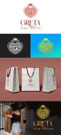 Logo  # 1207051 für GRETA slow fashion Wettbewerb
