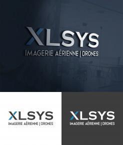 Logo design # 1207954 for Logo modification for an aerial drone imagery company  photos videos  contest