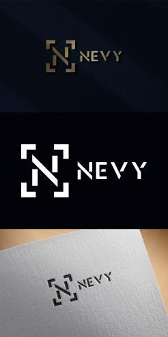 Logo # 1236647 voor Logo voor kwalitatief   luxe fotocamera statieven merk Nevy wedstrijd