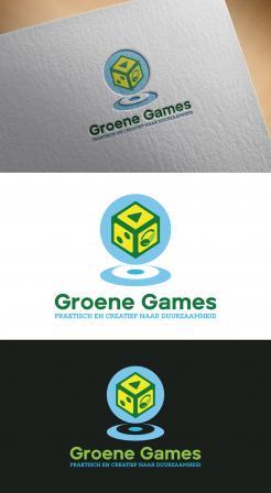 Logo # 1207668 voor Ontwerp een leuk logo voor duurzame games! wedstrijd