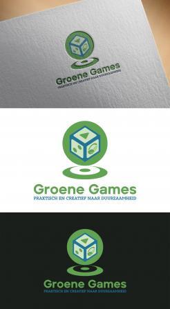 Logo # 1207772 voor Ontwerp een leuk logo voor duurzame games! wedstrijd