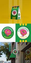 Logo # 1230348 voor Ontwerp een kleurrijk logo voor een donut store wedstrijd