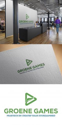 Logo # 1222228 voor Ontwerp een leuk logo voor duurzame games! wedstrijd