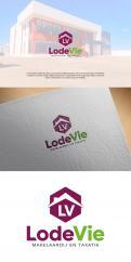 Logo # 1248226 voor Ontwerp een fris logo voor een nieuw en jong makelaarskantoor wedstrijd