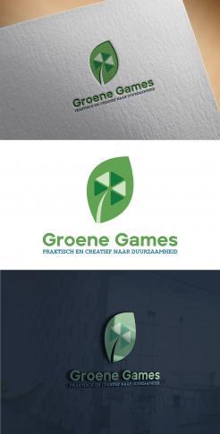 Logo # 1207901 voor Ontwerp een leuk logo voor duurzame games! wedstrijd