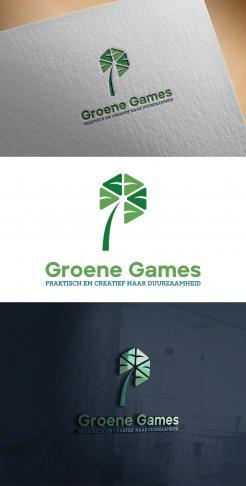 Logo # 1207902 voor Ontwerp een leuk logo voor duurzame games! wedstrijd