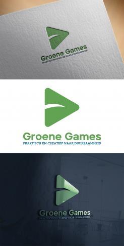 Logo # 1207904 voor Ontwerp een leuk logo voor duurzame games! wedstrijd