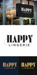 Logo design # 1223561 for Lingerie sales e commerce website Logo creation contest