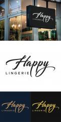 Logo design # 1223562 for Lingerie sales e commerce website Logo creation contest