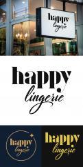 Logo design # 1223365 for Lingerie sales e commerce website Logo creation contest