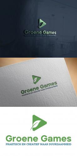 Logo # 1209525 voor Ontwerp een leuk logo voor duurzame games! wedstrijd