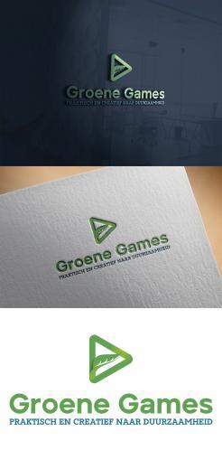 Logo # 1209526 voor Ontwerp een leuk logo voor duurzame games! wedstrijd