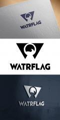 Logo design # 1207921 for logo for water sports equipment brand  Watrflag contest