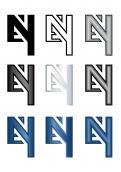 Logo # 1236591 voor Logo voor kwalitatief   luxe fotocamera statieven merk Nevy wedstrijd