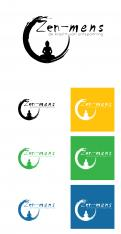 Logo design # 1079306 for Create a simple  down to earth logo for our company Zen Mens contest