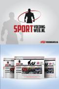 Logo # 300887 voor Doorontwikkelen beeldmerk&logo voor sportvoeding- en superfoods webshop wedstrijd
