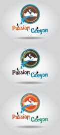 Logo # 293276 voor Avontuurlijk logo voor een buitensport bedrijf (canyoningen) wedstrijd