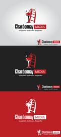 Logo # 294224 voor Ontwerp een clear en fris logo voor Chardonnay Media wedstrijd