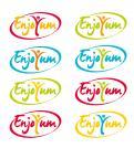 Logo # 341409 voor Logo Enjoyum. A fun, innovate and tasty food company. wedstrijd