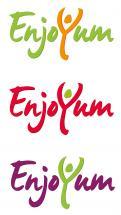 Logo # 339673 voor Logo Enjoyum. A fun, innovate and tasty food company. wedstrijd