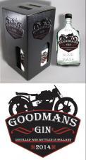 Logo # 290216 voor New Brand of Gin wedstrijd