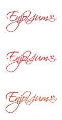 Logo # 337392 voor Logo Enjoyum. A fun, innovate and tasty food company. wedstrijd