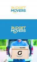 Logo # 1020580 voor Budget Movers wedstrijd