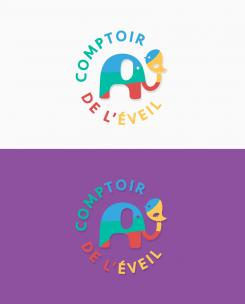Logo design # 925995 for Creation of a logo for e-commerce site around wooden toys, educational games and didactic material contest