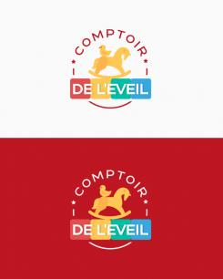 Logo design # 925304 for Creation of a logo for e-commerce site around wooden toys, educational games and didactic material contest
