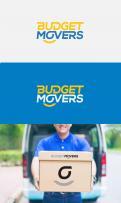 Logo # 1020019 voor Budget Movers wedstrijd