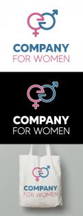 Logo design # 1147576 for Design of a logo to promotes women in businesses contest