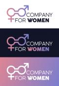 Logo design # 1141304 for Design of a logo to promotes women in businesses contest
