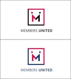 Logo design # 1124366 for MembersUnited contest
