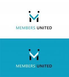Logo design # 1124876 for MembersUnited contest