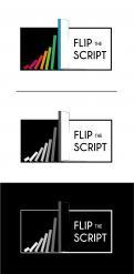 Logo # 1171927 voor Ontwerp een te gek logo voor Flip the script wedstrijd