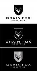 Logo design # 1187087 for Global boutique style commodity grain agency brokerage needs simple stylish FOX logo contest