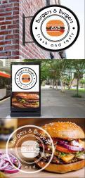 Logo # 1091292 voor Nieuw logo gezocht voor hamburger restaurant wedstrijd