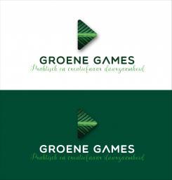 Logo # 1222710 voor Ontwerp een leuk logo voor duurzame games! wedstrijd