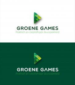 Logo # 1222716 voor Ontwerp een leuk logo voor duurzame games! wedstrijd